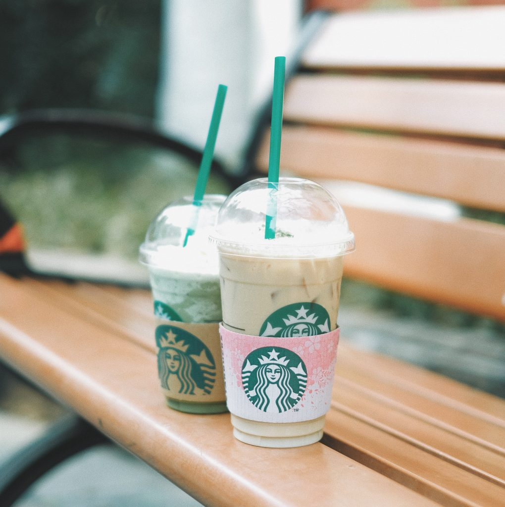 how to order a healthier starbucks latte