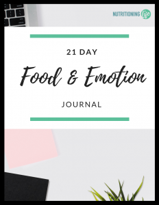 Emotional Eating Journal