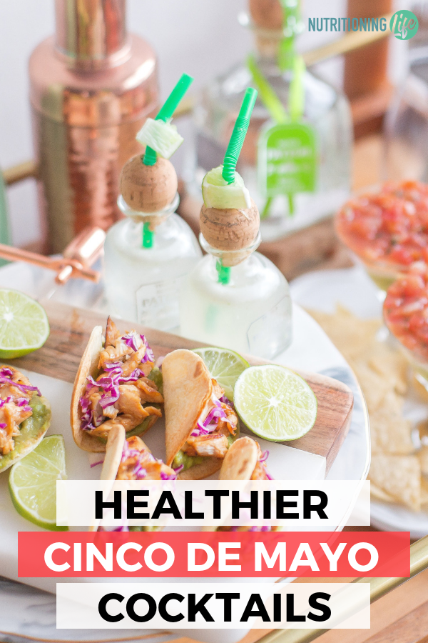 healthy cinco de mayo drinks